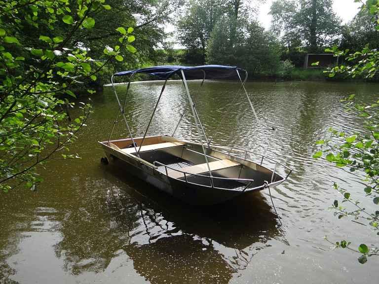 Handwerksfabrik für Fischerboot